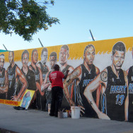 Homage to HEAT - Wynwood Street Art