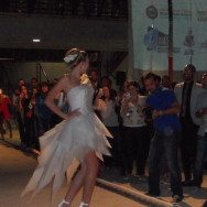 Eco-couture Recycled Fashion Show at FIU