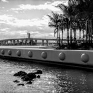 Biscayne Bay at Museum Park in Downtown Miami